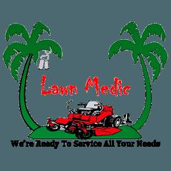 Lawn Medic Logo 2X2